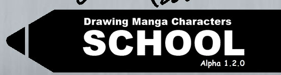Drawing Manga Characters School Alpha 1.2.0 Release